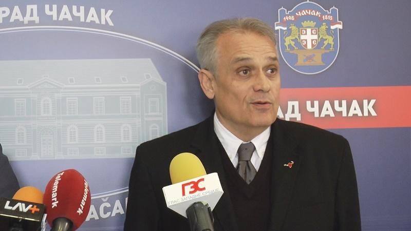 Државни секретар Министарства културе и информисања Александар Гајовић, фото: ГЗС