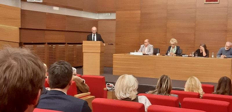 Потпредседник Бошњачког националног већа Мухедин Фијуљанин, фото: РИНА